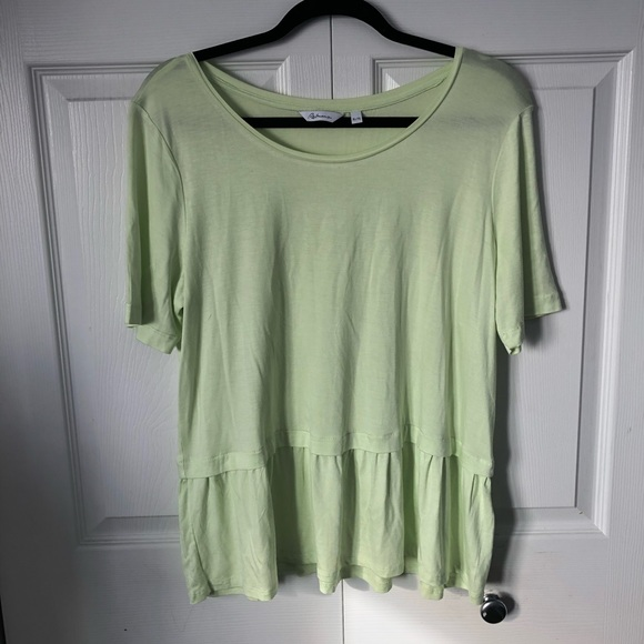Yellow/green Top!